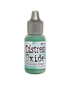 Ranger Tim Holtz Distress Oxide Re-Inker 14ml Evergreen Bough