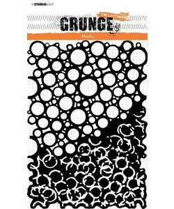 Studio Light Grunge Collection A5 Mask stencil nr.17