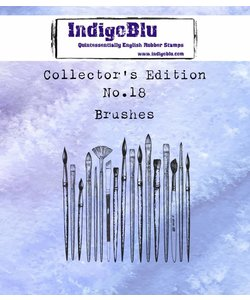 IndigoBlu Collector's Edition Brushes nr. 18