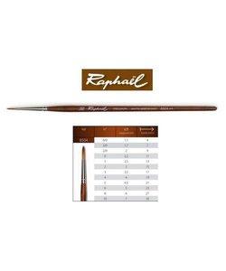 Raphael Precision Aquarelverf Penseel 8504 Rond 3/0