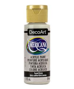 Americana Decor Acryl 59ml Sand Grey