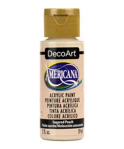 Americana Decor Acryl 59ml Sugared Peach