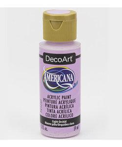 Americana Decor Acryl 59ml Light Orchid