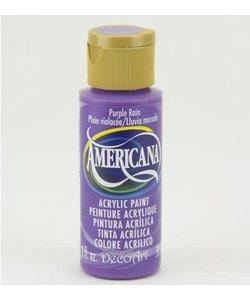 Americana Decor Acryl 59ml Purple Rain