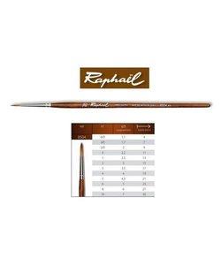 Raphael Precision Aquarelverf Penseel 8504 Rond 2/0