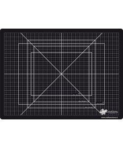 CraftEmotions Snijmat Zware Kwaliteit 22x30cm