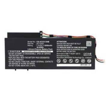 Replacement Laptop Accu 5250 mAh
