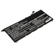 Replacement Laptop Accu 7850 mAh voor Dell XPS 13 9360