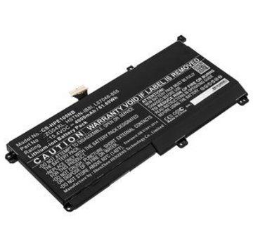 Replacement Laptop Accu 4000 mAh voor HP EliteBook 1050 G1