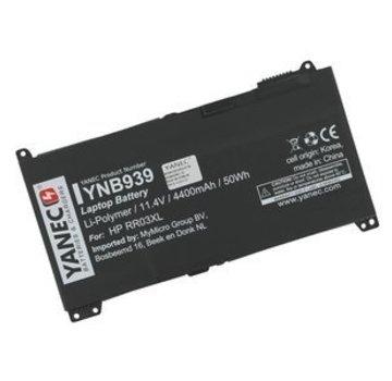 Yanec Yanec Laptop Accu 3500 mAh