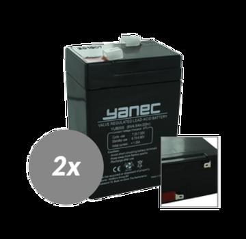 Yanec UPS Batterij Vervangingsset RBC1 (Excl. Kabels)