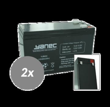 Yanec UPS Batterij Vervangingsset RBC109 (Excl. Kabels)