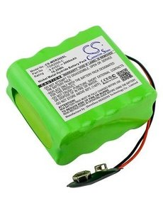 Replacement Accu 9.6V 2000mAh