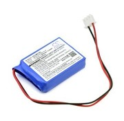 Replacement Accupack 7.4V 600mAh
