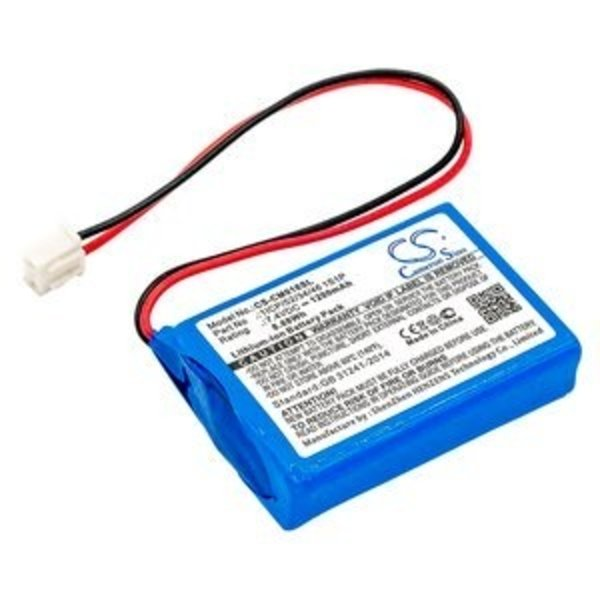 Replacement Accupack 7.4V 1200mAh
