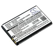 Replacement Accupack 3.7V 1100mAh