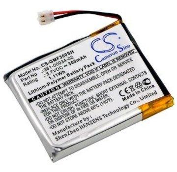 Replacement Smartwatch Accu 3.7V 300mAh