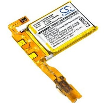 Replacement Smartwatch Accu 3.7V 150mAh
