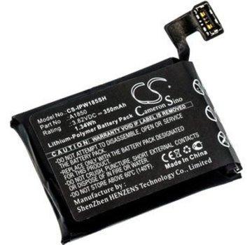 Replacement Smartwatch Accu 3.82V 350mAh