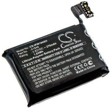 Replacement Smartwatch Accu 3.82V 270mAh