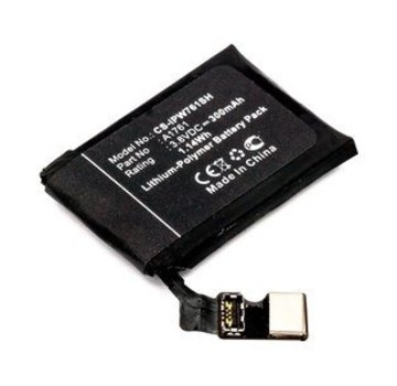 Replacement Smartwatch Accu 3.8V 300mAh