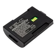 Replacement Barcode Scanner Accu 7.4V 2600mAh