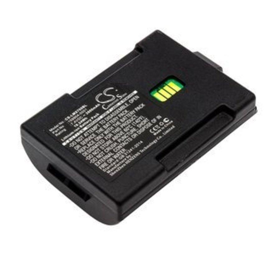 Barcode Scanner Accu 7.4V 2600mAh