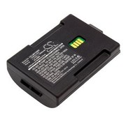 Replacement Barcode Scanner Accu 7.4V 3400mAh