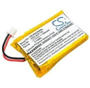 Replacement Barcode Scanner Accu 3.7V 190mAh