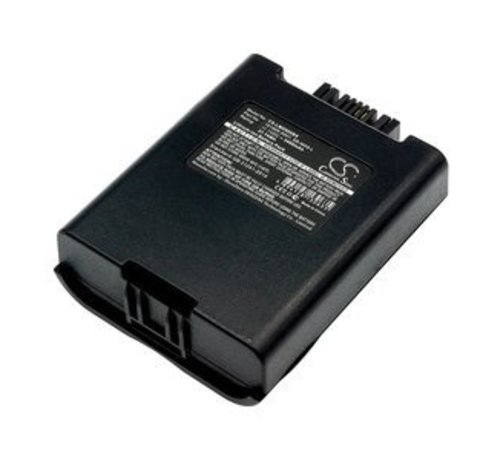 Replacement Barcode Scanner Accu 11.1V 3400mAh