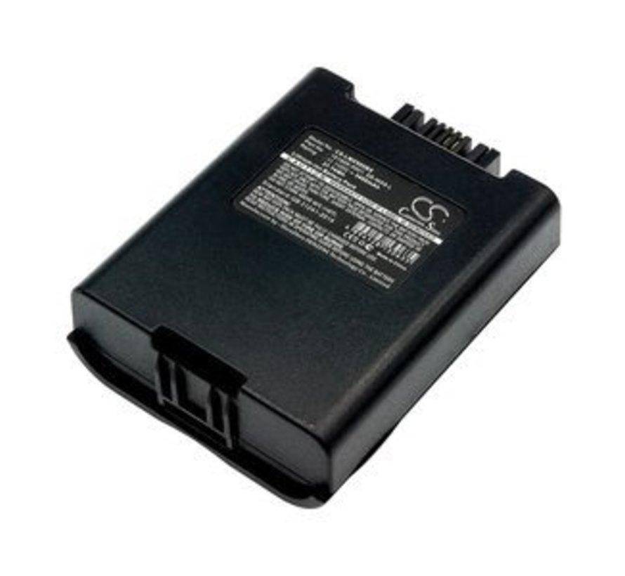 Barcode Scanner Accu 11.1V 3400mAh