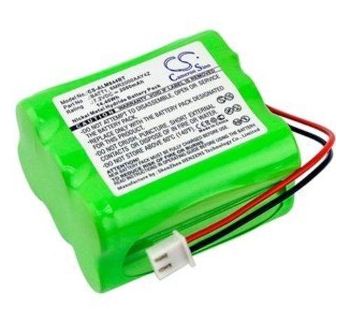 Replacement Alarm Accu 7.2V 2000mAh