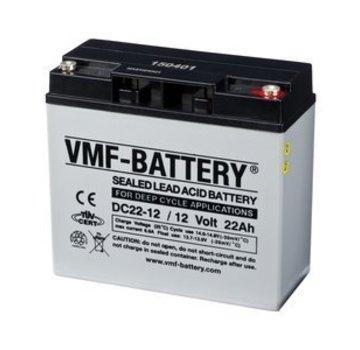 VMF AGM Deep Cycle Accu 12V 22Ah