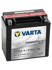 Varta VARTA AGM Accu YTX14-4 / YTX14-BS 12V 8Ah