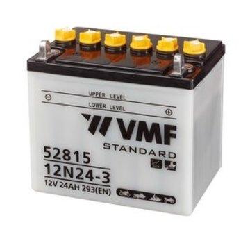 VMF VMF Powersport Accu 12N24-3 12V 24Ah