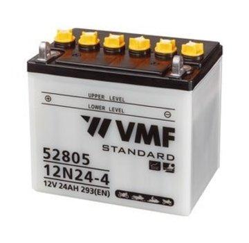 VMF VMF Powersport Accu 12N24-4 12V 24Ah