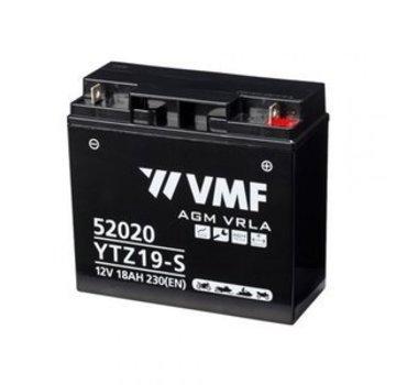 VMF VMF Powersport Accu FA CTZ19-S 12V 18Ah