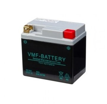VMF VMF Powersport Accu FA CTZ7-S 12V 6Ah