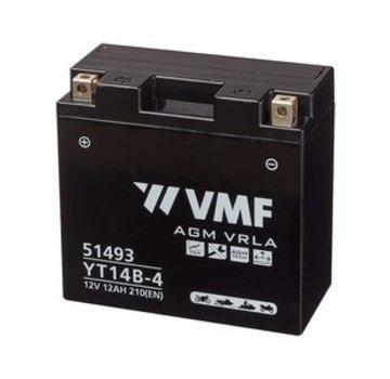 VMF VMF Powersport Accu FA YT14B-4 12V 12Ah