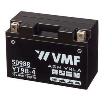 VMF VMF Powersport Accu FA YT9B-4 12V 8Ah