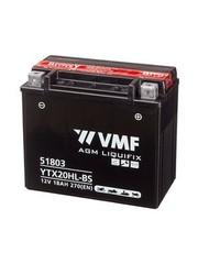 VMF VMF Powersport Accu MF YTX20HL-BS 12V 18Ah