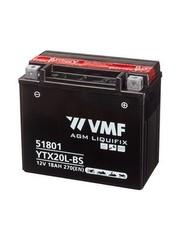 VMF VMF Powersport Accu MF YTX20L-BS 12V 18Ah