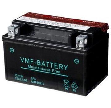 VMF VMF Powersport Accu MF YTX7A-BS 12V 6Ah