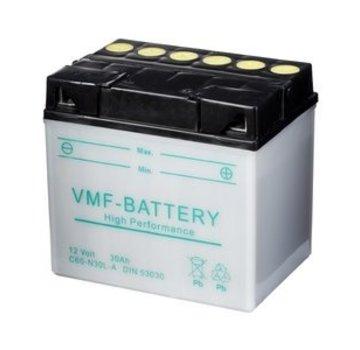 VMF VMF Powersport Accu Y60-N30L-A 12V 30Ah