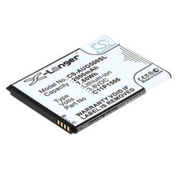 Replacement GSM accu voor Asus ZenFone Go ZC500TG