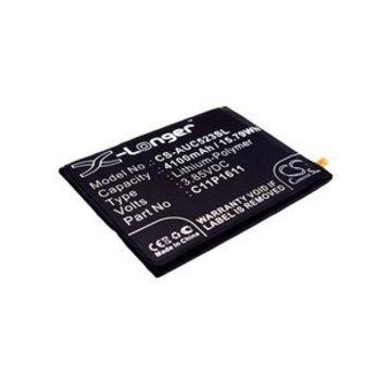 Replacement GSM accu voor ZC520TL, ZC553KL, Zenfone 3 Max, ZenFone 3 Max 5.5, ZenFone