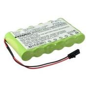 Replacement Barcode Scanner accu voor 066111-001