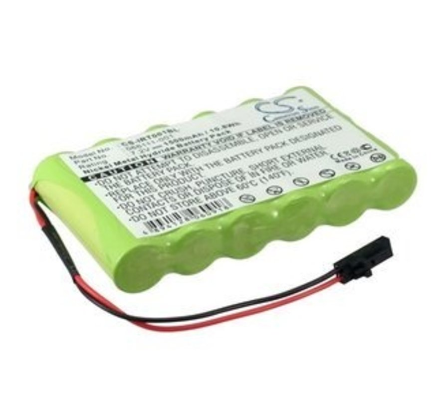Barcode Scanner accu voor 066111-001