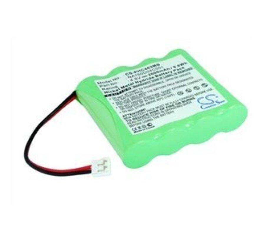 Babyfoon Interne accu voor SBC-EB4880 E2005, SBC-SC463, SBC-SC465, SBC-SC467, SBC-SC468