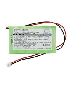 Replacement Alarm/beveiliging/Smart Home accu voor Lynx L3000, Lynx L5000, Lynx L5100
